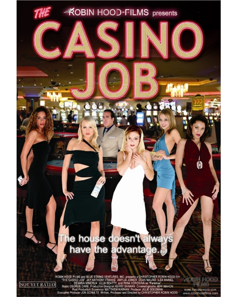The casino job movie poster productivity commission gambling review