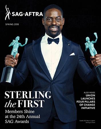 SAG-AFTRA - Spring 2018 Issue