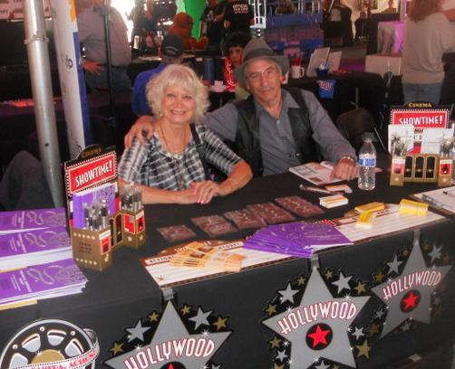 Linda Rae Jurgens and Ron Garland at Industry Night