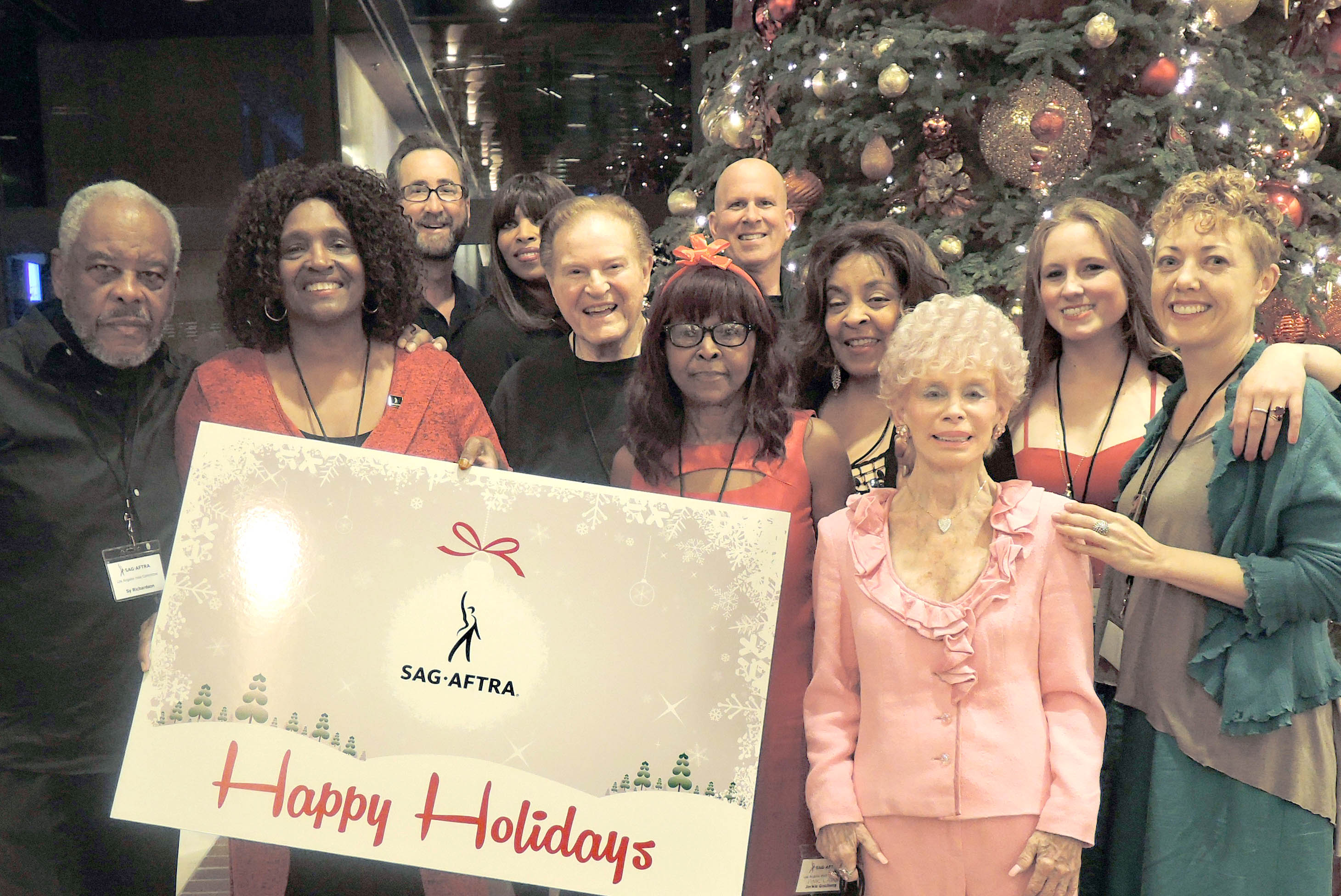 SAG-AFTRA L.A. Host Committee
