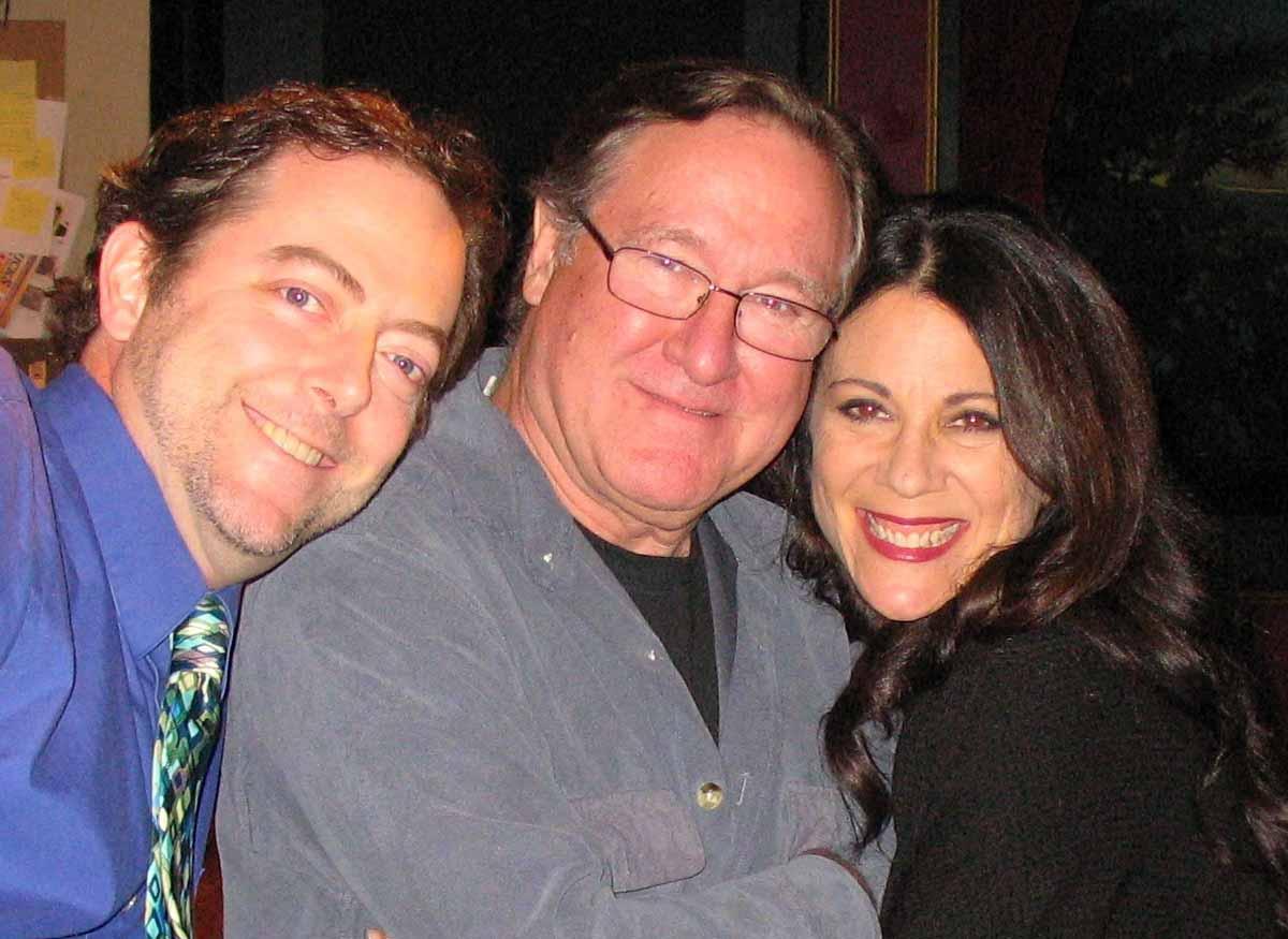 Randal Berger, Bob Davis and Lynn Blumenthal