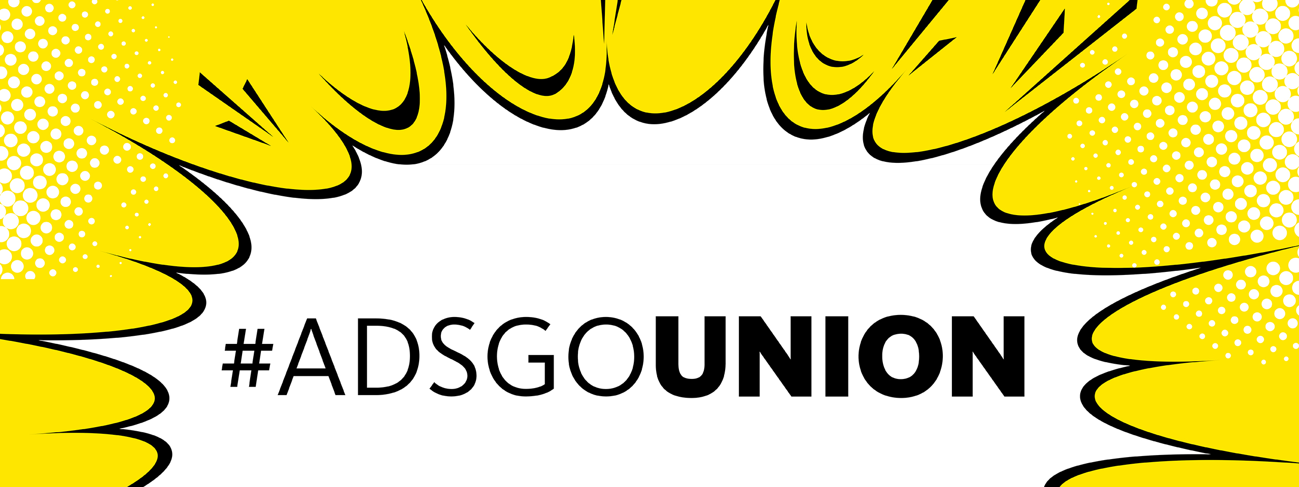 Hashtag Ads Go Union