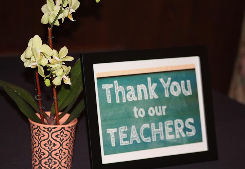Instructor appreciation
