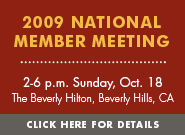 national membership meeting