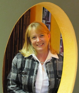 Lynette O'Connor, owner of the O'Agency in Albuquerque, New Mexico