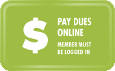 Pay Dues Online - Members Must be Logged In