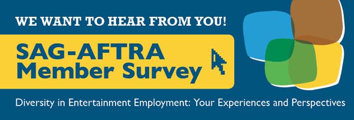 Diversity in Entertainment Employment: Member Survey