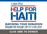 union plus help for haiti