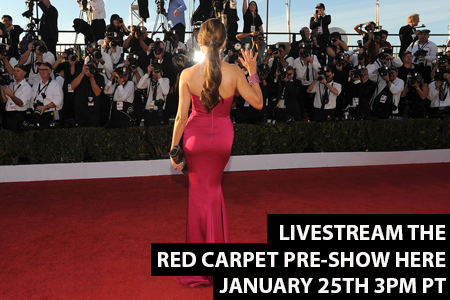 Click to watch SAG Awards Live Stream