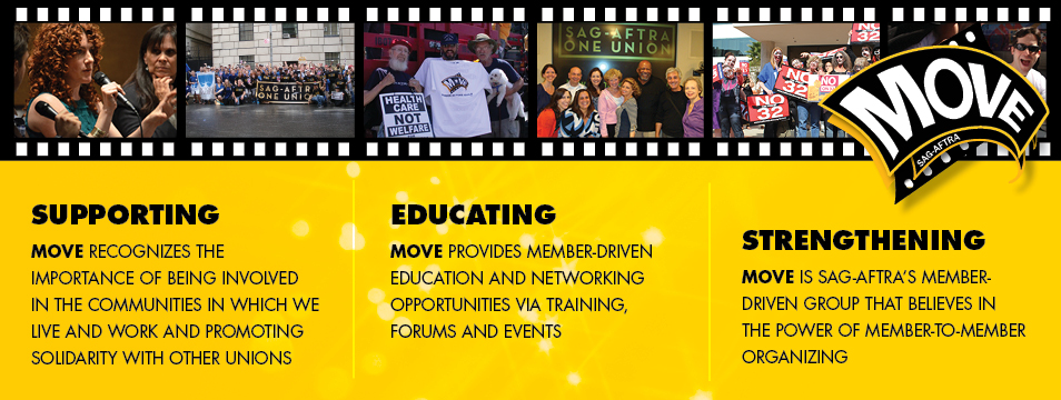 MOVE: Members Organizing Volunteer Efforts