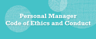 Personal Manage Code of Ethics and Conduct