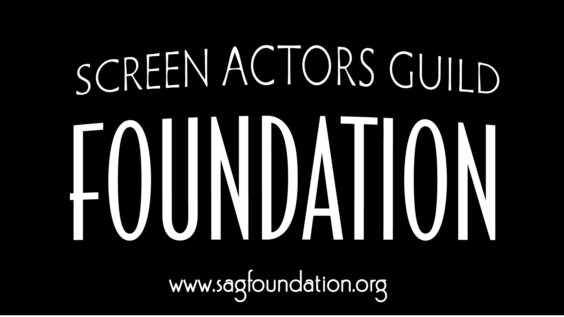 SAG Foundation logo