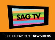 SAG TV - Tune in Now to See New Videos