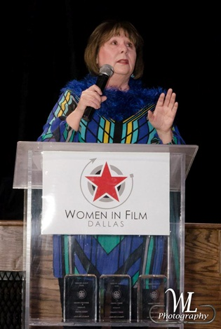 Trish Avery at Women in Film