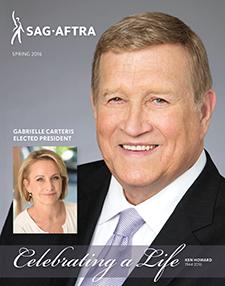 SAG-AFTRA - Spring 2016