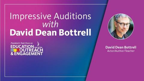 Impresionantes audiciones con David Dean Bottrell