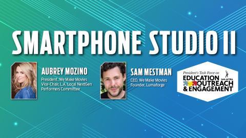 'Smartphone Studio II: Introducción a la posproducción con Final Cut Pro'