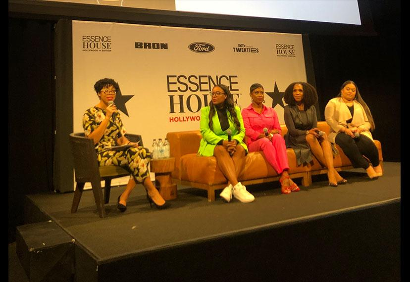 SeeHer, a partner of SAG-AFTRA dedicated to addressing gender equality in advertising and media, held an all-female panel discussion with four women involved with Ford Motor Company's 2020 campaign for the Ford Explorer product line.