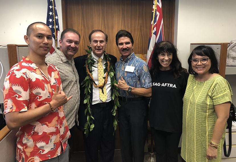 Hawaii Legislature Opening Day