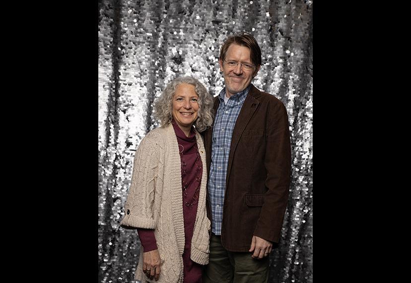 Miembros Teri Deaver y Casey Lewis. Foto de Studio Veil / SAG-AFTRA