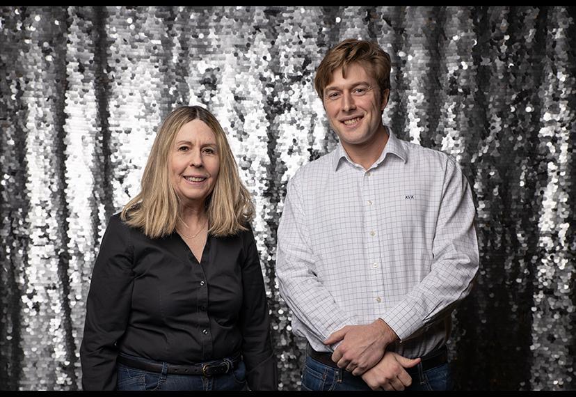 Miembros Diana y Kent van Kuller. Foto de Studio Veil / SAG-AFTRA