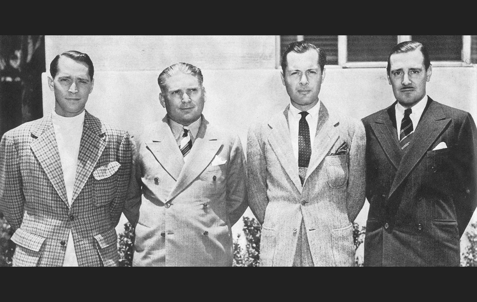 SAG recognized by studios, signs first contract. Negotiating Committee: Franchot Tone, Aubrey Blair, Robert Montgomery, Kenneth Thomson.