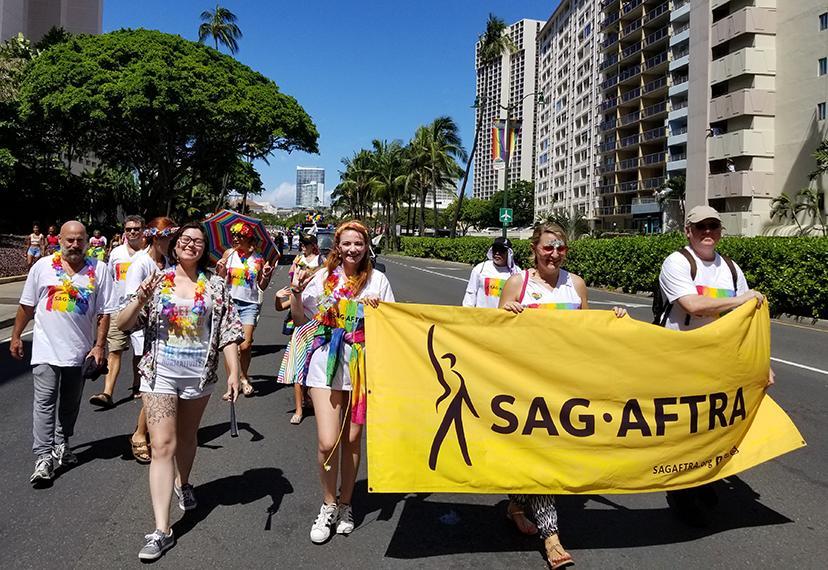 Pride in Honolulu