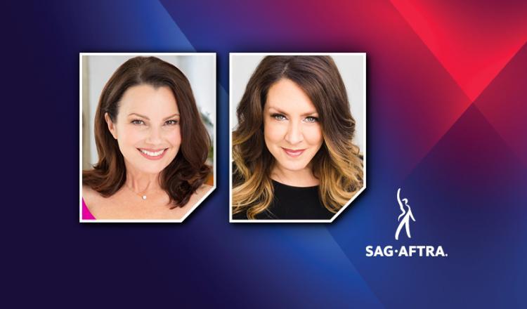 SAG-AFTRA elige a Fran Drescher como presidente y a Joely Fisher como secretaria-tesorera