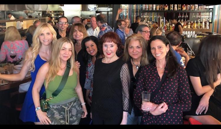 Members and guests mingle at the Miami Local mixer in Fort Lauderdale on Sept. 25.