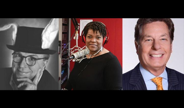 "Carol Daniel, ""Johnny Rabbitt"" Ron Elz and Dave Murray"