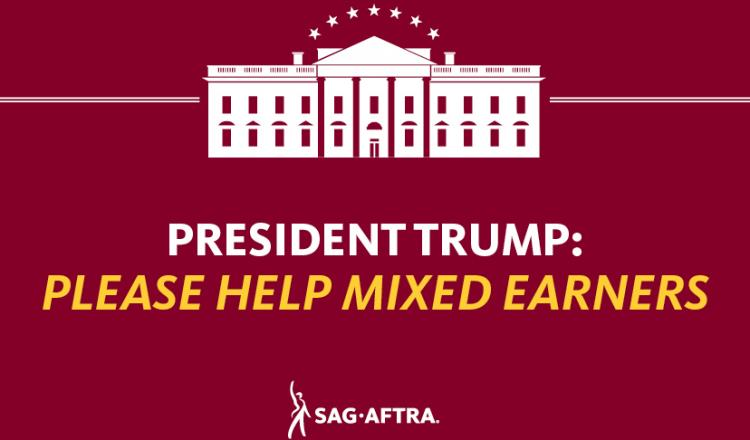 President Trump: Please Help Mixed Earners