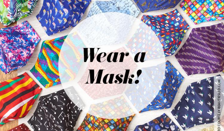 Usar una máscara