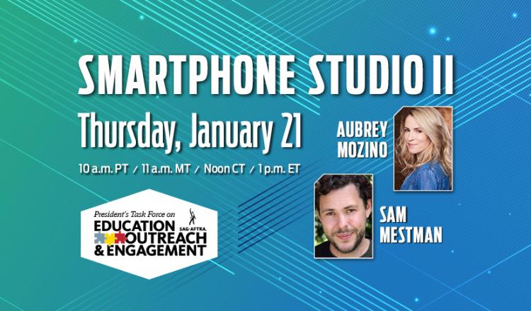 Smartphone Studio II: Introducción a la posproducción con Final Cut Pro