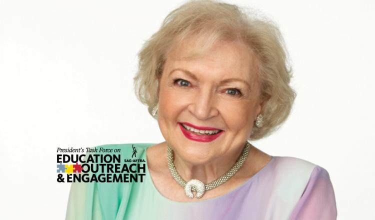 Actor a actor: Betty White