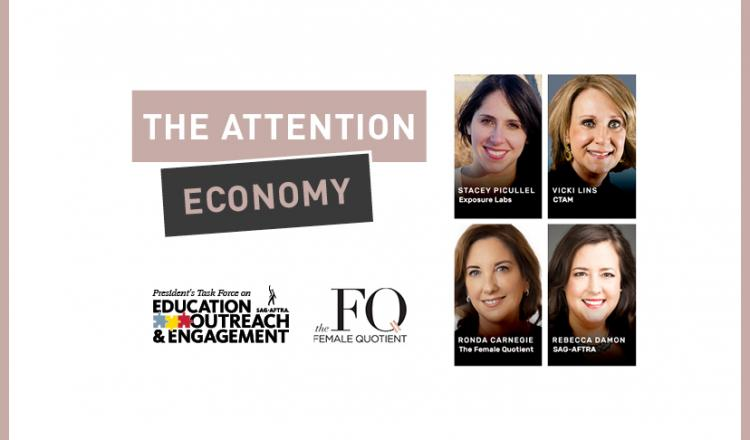 The Attention Economy Featuring Rebecca Damon
