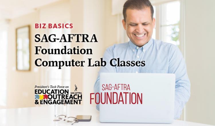 Conceptos básicos de Biz: Laboratorio de computación de la Fundación SAG-AFTRA
