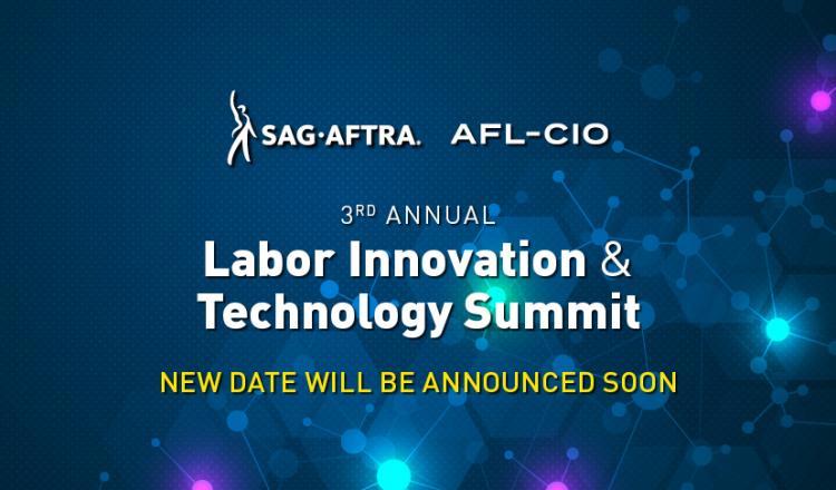 Cumbre de tecnología laboral 2020, ¡reserve la fecha! 21 de enero de 2021