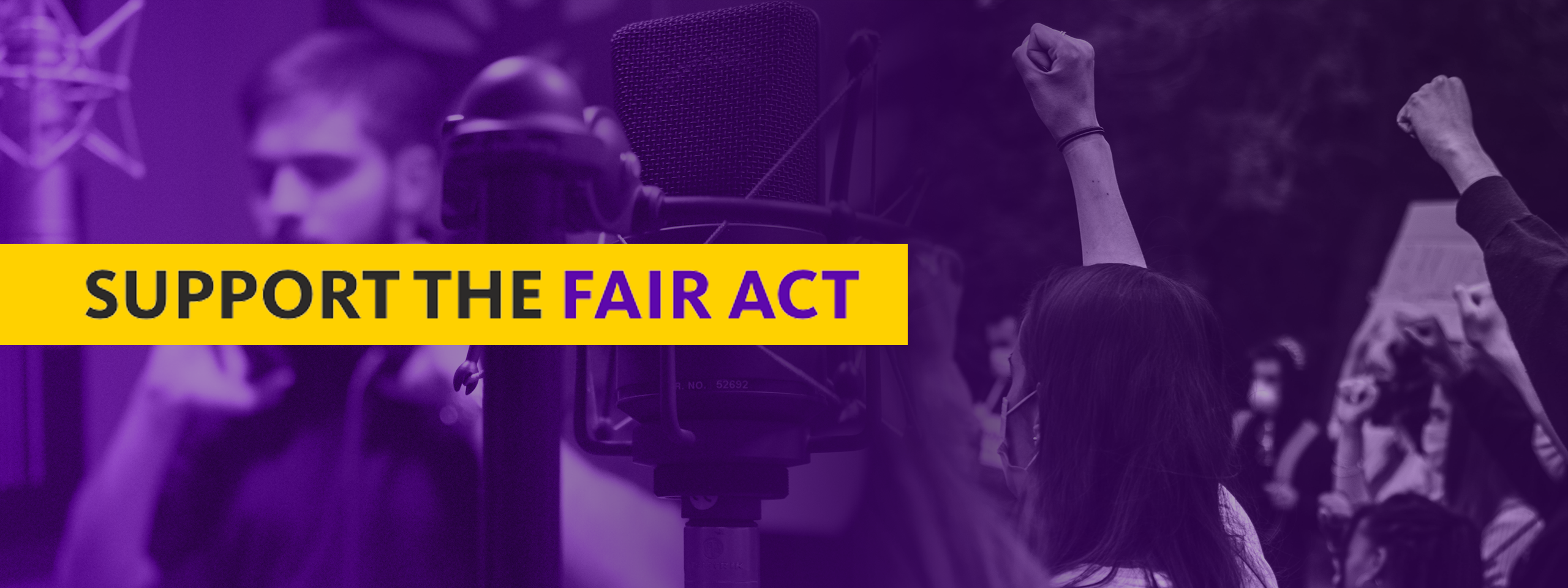Apoye la Ley FAIR (AB 1385)