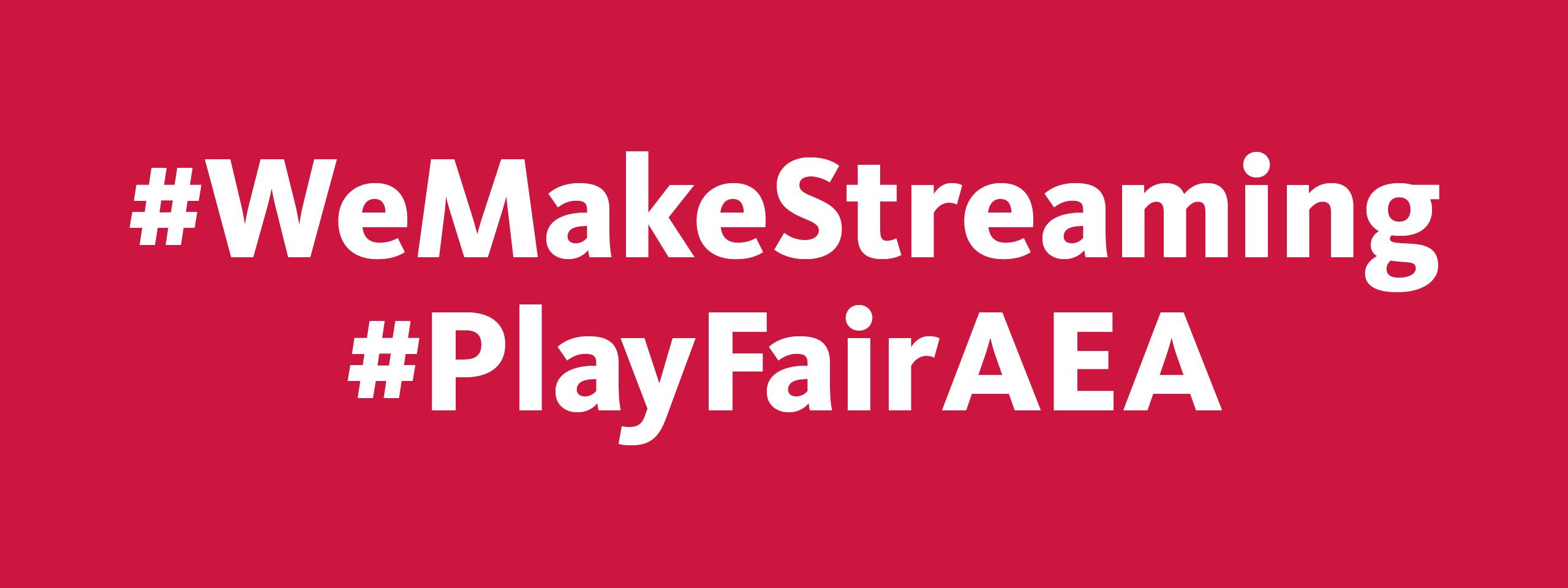 #PlayFairAEA
