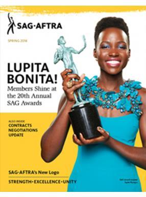 SAG-AFTRA Magazine Spring 2014
