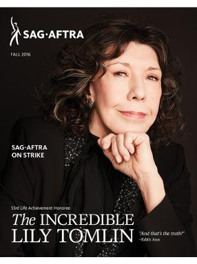 SAG-AFTRA Magazine 2016 Fall Issue