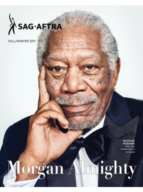SAG-AFTRA Magazine 2017 Winter/Fall Issue