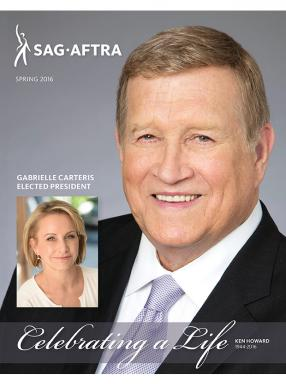 SAG-AFTRA Magazine 2016 Spring Issue