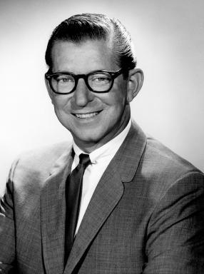 Bill Baldwin, AFTRA President 1970-1973