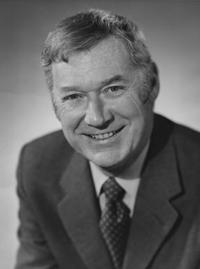 Joe Slattery, AFTRA President 1977-1979