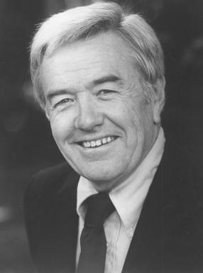 Frank Maxwell, AFTRA President 1984-1989
