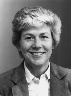 Shelby Scott, AFTRA President 1993-2001