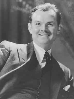 Headshot of AFRA President, Lawrence Tibbett 1939-1946