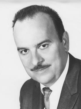 Frank Nelson, presidente de AFTRA 1954-1957