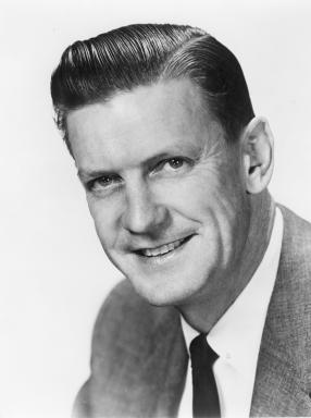 Art Gilmore, presidente de AFTRA 1961-1963